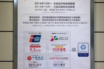 (日本購物優惠) 上野OIOI丸井百貨公司 購物優惠與退稅申請 (中國信託信用卡結帳打9折,免費申請10%VIP折扣卡)