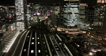 (日本東京都) 超絕美東京夜景到手擒來 丸之內大都會飯店地理位置介紹 3328號房必住  (Hotel Metropolitan Marunouchi)