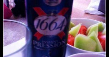 (歐洲) 法國最超人氣的啤酒 1664可倫堡啤酒(開車不喝酒。未成年不可飲酒)
