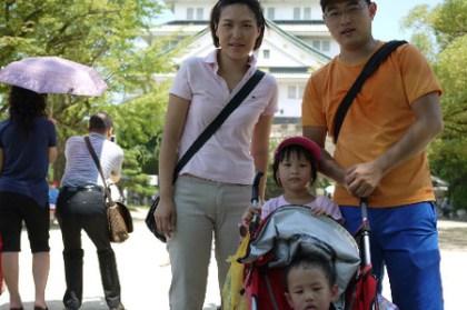 (日本)20100727~28 大阪周遊二日行程簡表