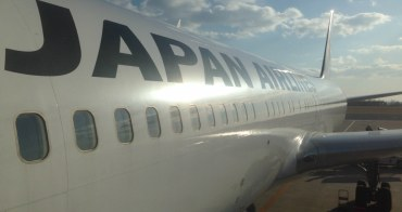 JAL日本航空 國內線開艙文 函館直飛東京 飛機上也太好買了啦!