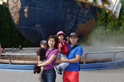 (日本)20100726 大阪 環球影城10小時