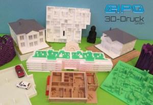 CHPG 3D-Druck GmbH - Hintergund