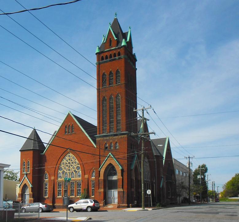 Union Station Methodist Church Church Hill Peoples News