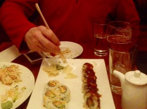 Food at Asiana House