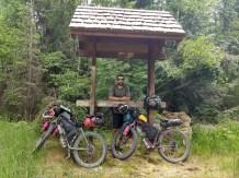GDMBR Hut
