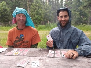 Cards at Owl Creek Packer CG
