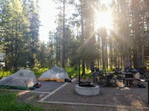 Mack's Inn Campsite