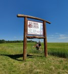 Squirrel Creek Sign
