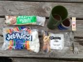 Breakfast at Squirrel Creek