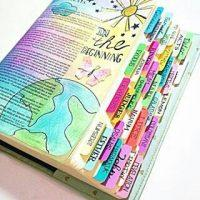 Bible Journaling Color