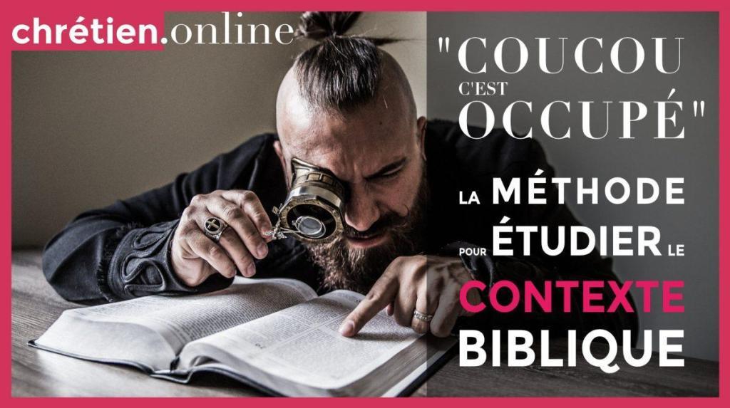 Contexte Biblique