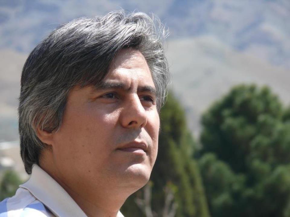 Pasteur iranien Behnam Irani