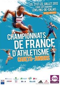 affiche-ffa-championnats-de-france-cadets-juniors