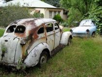 Another 1938 Plymouth I bought for parts