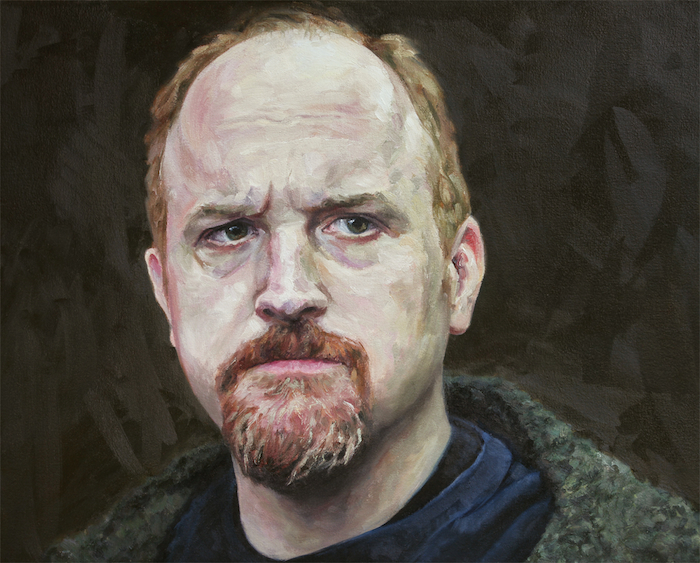 Louis CK Comedy King