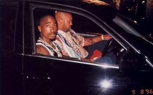 The last photo of Tupac Shakur