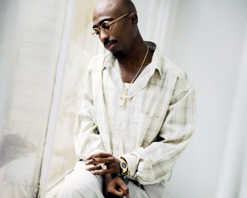 Why content marketers should be inspired by Tupac Shakur