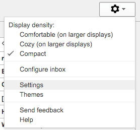 Inbox Zero Inbox Settings for Gmail