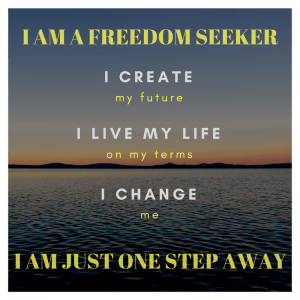 Freedom Seekers Mini Manifesto