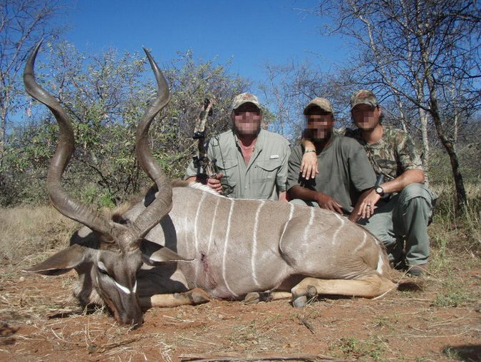 """Trophy Hunting"" is ""Conservation Hunting"" in Namibia"