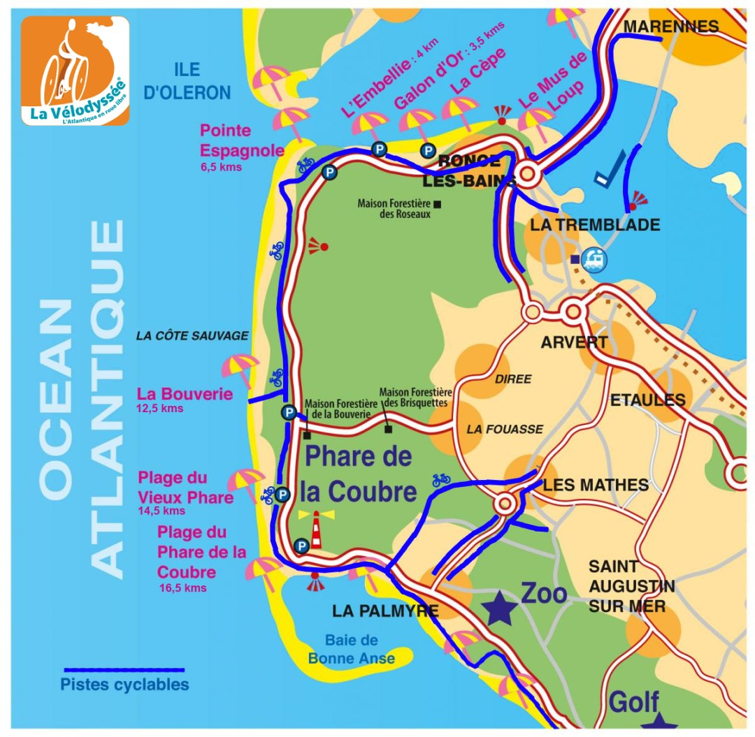 carte-pistes-velodyssees-chris-location-royan