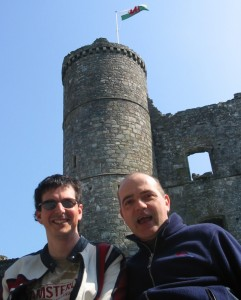 \'bat & dunc in Wales Apr 2007