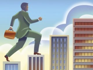 success moving up at your company and in the corporate ladder