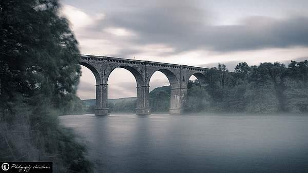 Ruhrviadukt am Harkortsee, Herdecke