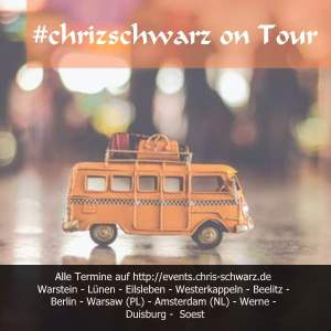 #chriz on Tour