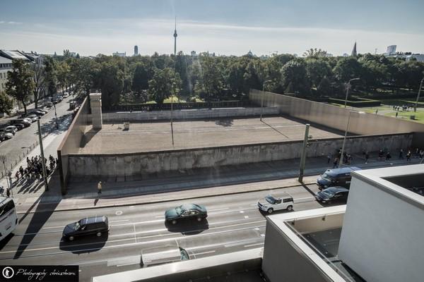 Gedenkstätte Berliner Mauer, Bernauer Straße