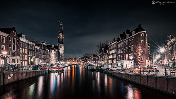 Amsterdam und sein Grachtengürtel