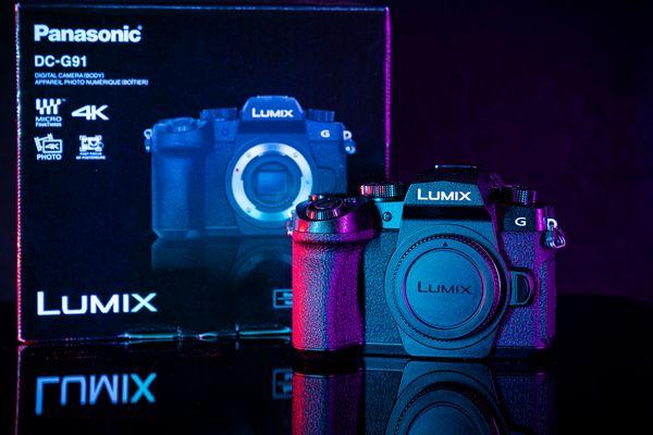 Panasonic Lumix G91 - Spiegellose Systemkamera