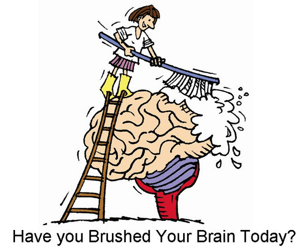 Looking after your mind should be as natural as brushing your teeth