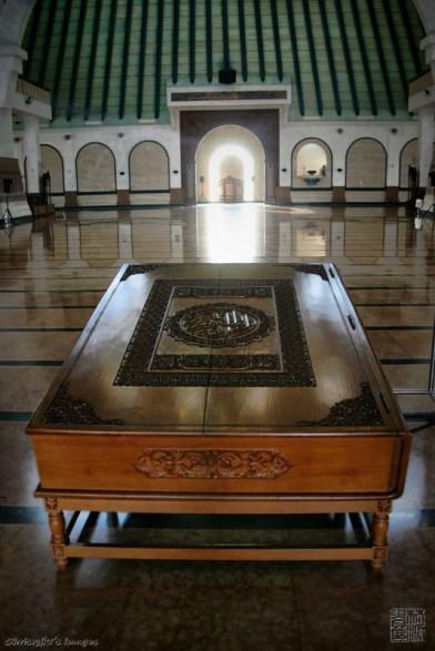 the big holy quran