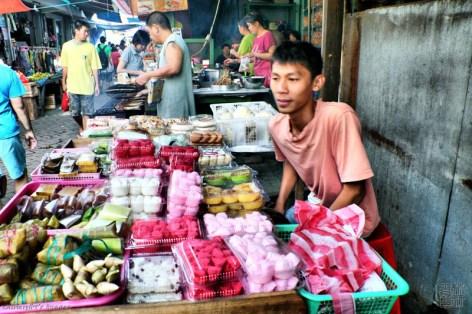 snacks seller