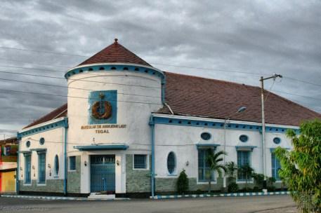 local naval headquarters