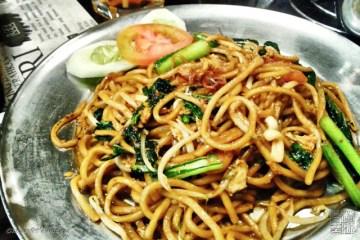 mie goreng ala penang (penang fried noodle)