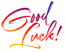 untitled GOOD LUCK