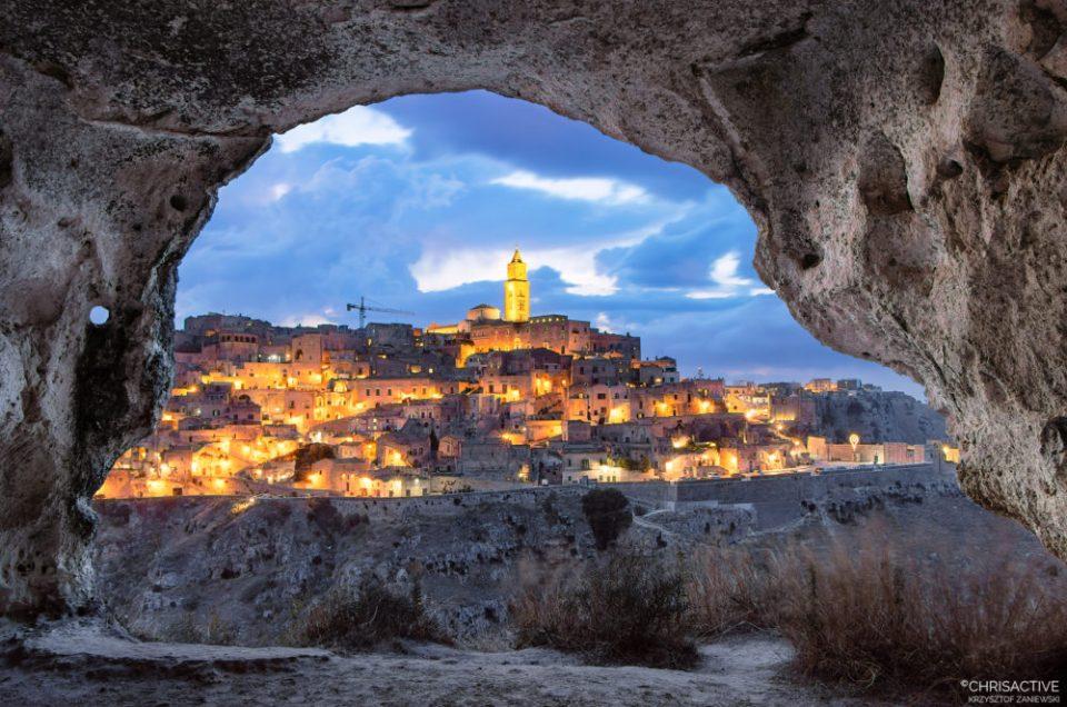 Basilicata - raj dla obiektywu.