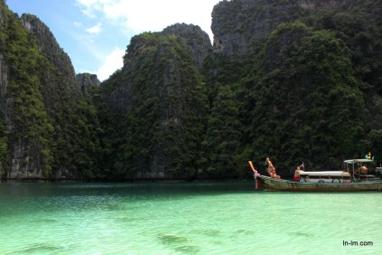 Undeniably beautiful scenery in Ko Phi Phi Le