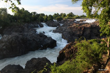 'Small' waterfalls