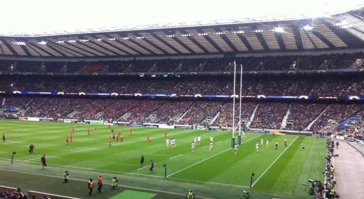 Picture of Twickenham Stadium