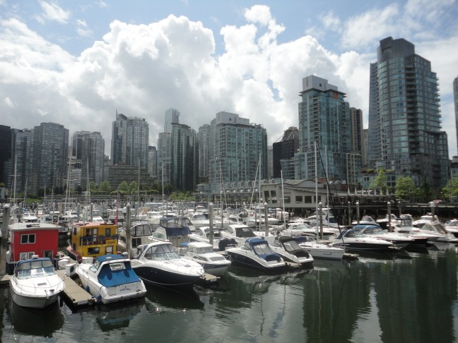 Picture of Vancouver harbour