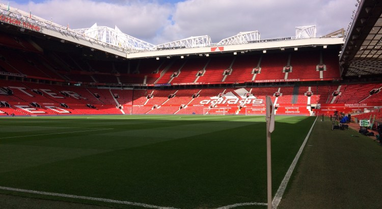 Picture of Manchester United's ground
