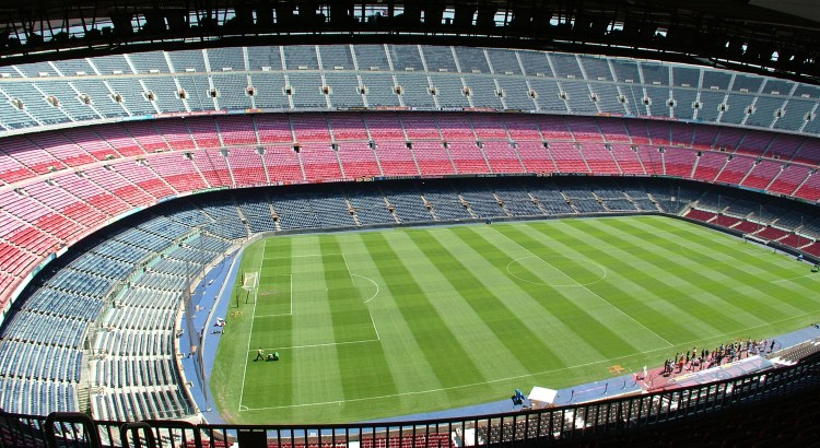 Picture of the Nou Camp