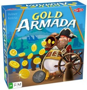gold armada cover