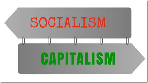 capitalism vs socialism, chrisbabu.com