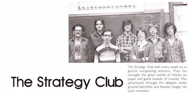 The Strategy Club!