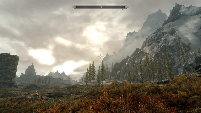 Skyrim on flicker.com by Joshua Livingston via a Creative Commons Attribution license.